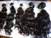 top qualtiy 100% indian hair human remy hair extensions hair weft