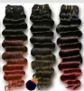 tow tone colors remy deep wave humanhair wefts