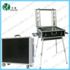 trolley cosmetic case with lights,makeup case with lights
