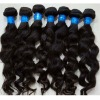 unprocessed wavy virgin hair extension can be iron
