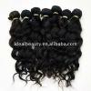 virgin brazilian and peruvian wavy hair bulk& weaving