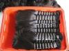 virgin brazilian hair bulk double drawn remy virgin hair