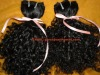 virgin hair machine weft suppliers