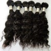 virgin hair weave brazilian hair single drawn full cuticle