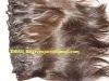 virgin indian machine weft straight hair