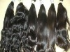 virgin indian remy human hair extension/weave