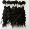 virgin malaysian hair weave double weft not easy to shed