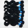 virgin malaysian remy body wave hair weaving with all length