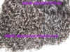 virgin remy machine weft human hair wavy extension