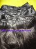 virgin single drawn human hair extension/virgin hair/remy hair/human hair braids
