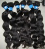 wavy brazilian virgin hair 24 inch Grade AAA hair extension