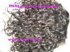 white micro weft hair