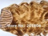 wholesale 100% best quality beauty fashion remy huaman hair clip hair 20""