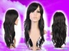 wholesale 100% best quality fashion remy synthetic hair wigs 20inch/fast delivery