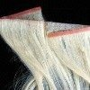 """wholesale 24""""remy brazilian human hair PU/skin weft hair extension"""