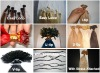 wholesale cheap beauty fashion micro ring hair extension 100% remy loop hair