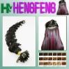 wholesale hair extensions keratin/ pre bonded u tip
