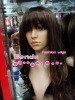 wholesale machine-weaving wigs, synthetic wigs