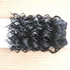 wholesale mixed color synthetic hair weaving