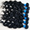 "wholesale mongolian virgin remy hair weft 10""-32"" in stock"