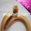 wholesale pre-bonded hair extension high quality and low price