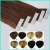 wholesale price russian remy skin hair weft