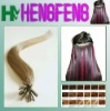wholesale synthetic hair pre-bonded extensions i tip